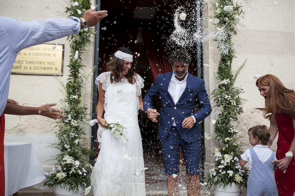 wedding in grace